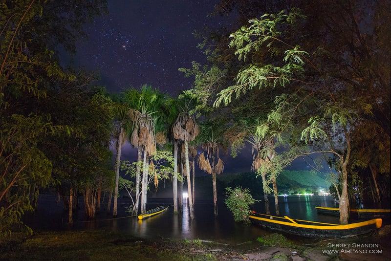 Лагуна Канайма, Водопад Ача / Фото из Венесуэлы