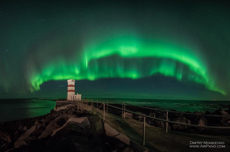 Маяк / Фото из Исландии