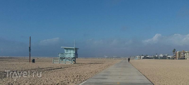 Самый красивый велосипедный маршрут в Лос-Анджелесе / Фото из США