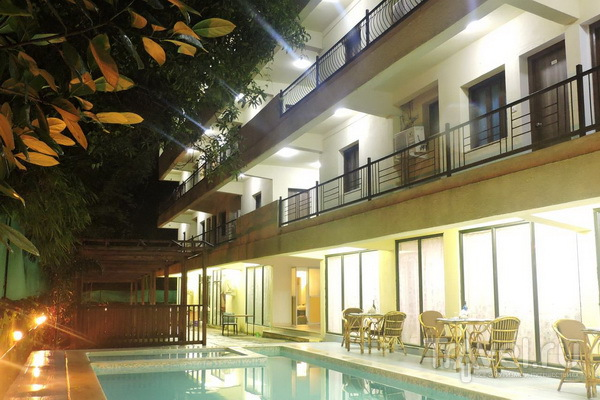 Resort Maximum Holiday Inn, Anjuna / Индия