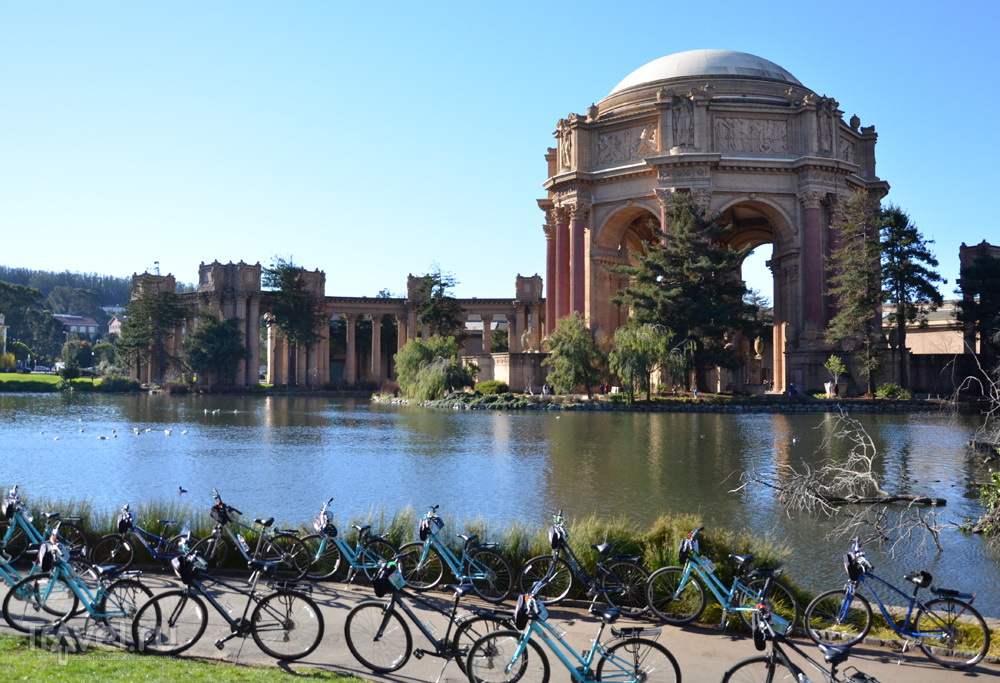 Дворец Искусств в Сан-Франциско / Фото из США