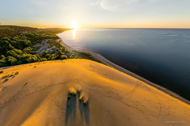 Дюна Стародеревенская (Альтдорферберг) / Фото из Литвы