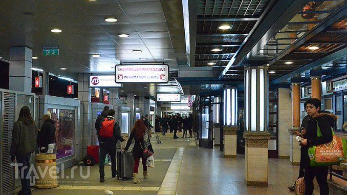 Автовокзал в Белграде / Сербия