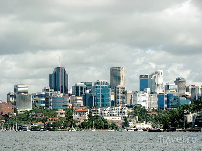 Район North Sydney / Австралия