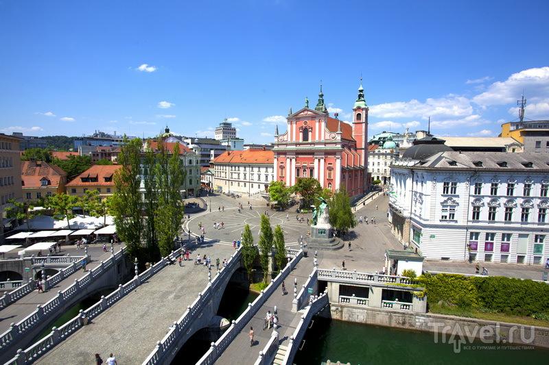 Словения - уголок красоты и спокойствия в центре Европы