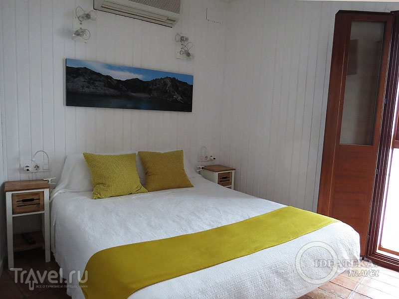 Комната в гостинице L'Hostalet de Cadaques / Испания