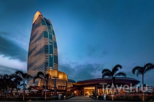 Гостинично-развлекательный комплекс Atlantis Sanya