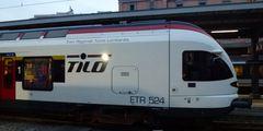 В аэропорт Милана пойдут прямые поезда из Швейцарии