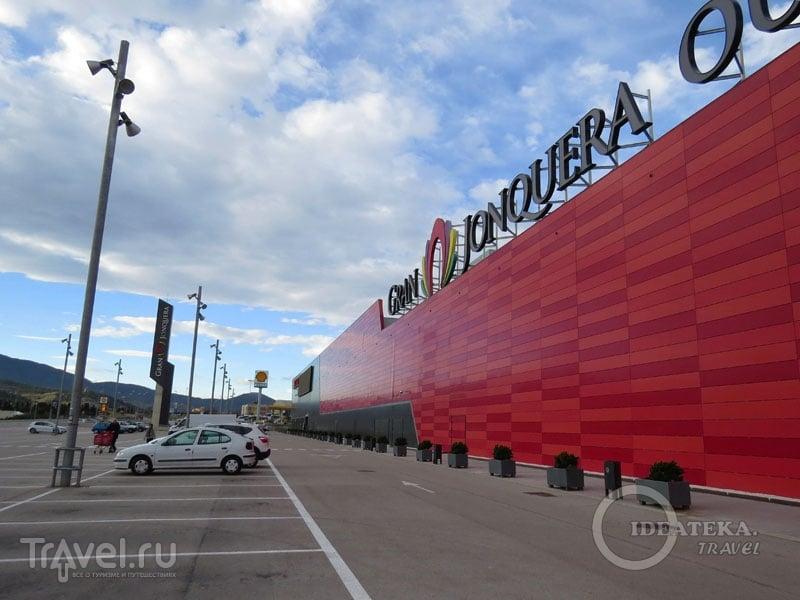 Gran Jonquera Outlet & Shopping / Испания