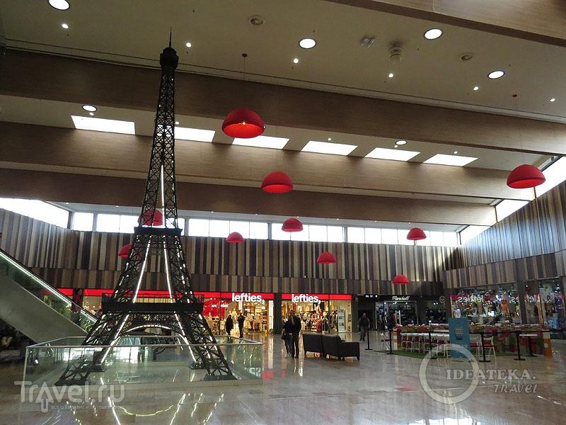Интерьер Gran Jonquera Outlet & Shopping / Испания