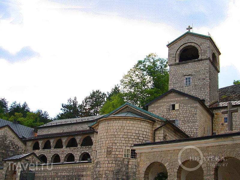 Монастырь Рождества Пресвятой Богородицы в Цетине / Черногория