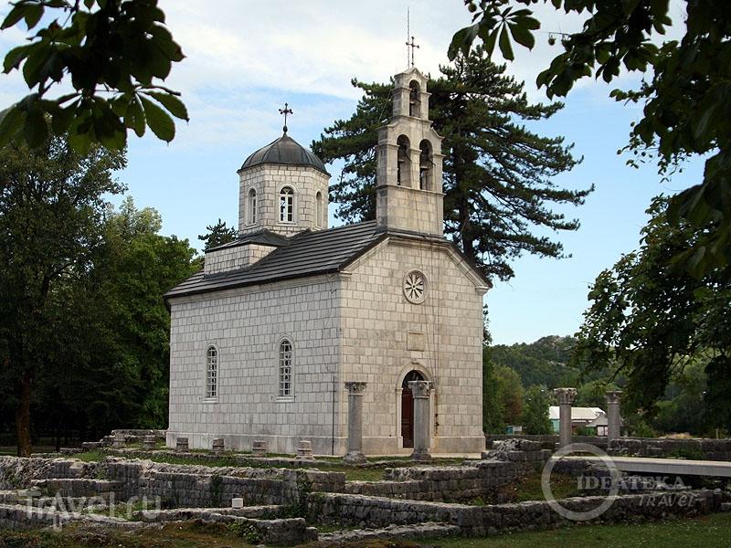 Церковь в Цетине, Черногория / Черногория