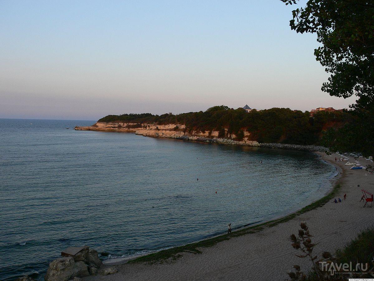 Черное море в Царево / Болгария