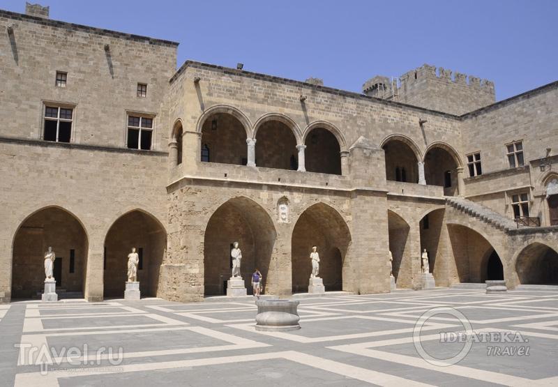 Археологический музей Родоса / Фото из Греции