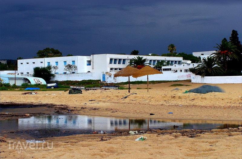 Ужасный отдых / Тунис