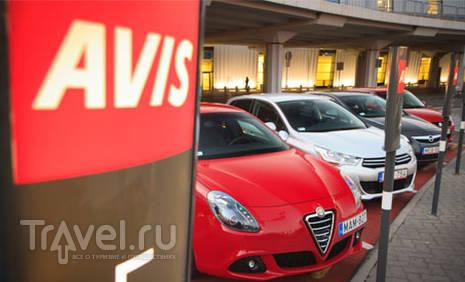Мошенники от Avis / Италия
