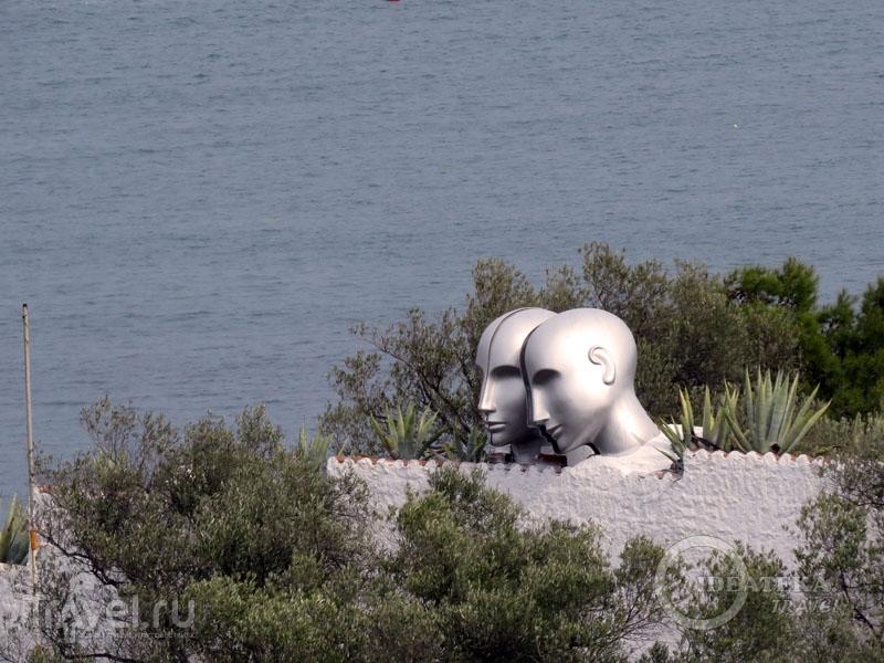Скульптуры в саду Сальвадора Дали / Фото из Испании