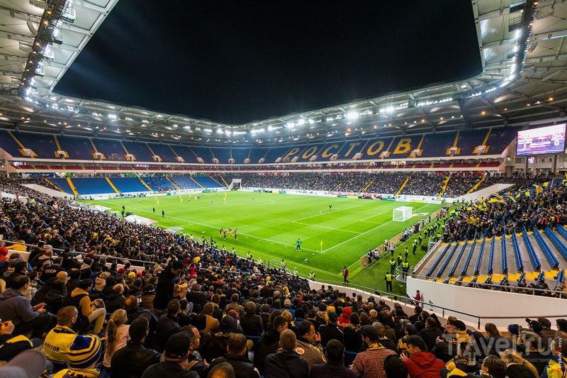 """Стадион """"Ростов-Арена"""""""