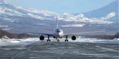 """""""Аэрофлот"""" сохранит собственные рейсы в Петропавловск-Камчатский и заменит самолет на линии во Владивосток"""
