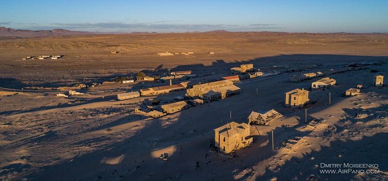 Город-призрак Колманскоп, Намибия / Фото из Намибии