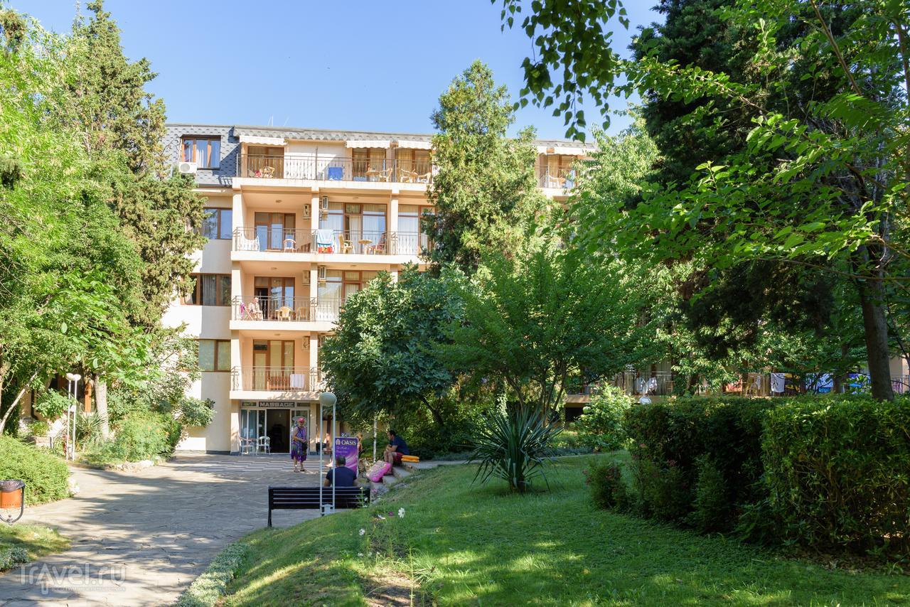 Оasis park hotel / Болгария
