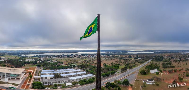 Флаг Бразилии / Фото из Бразилии