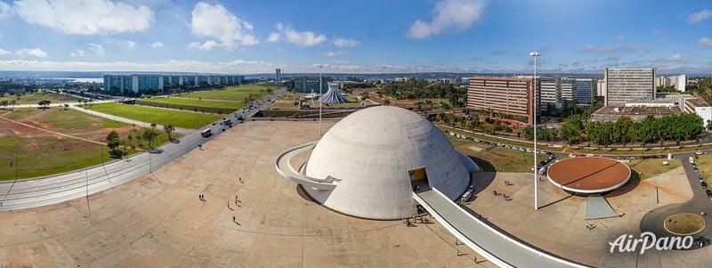 Национальный музей Республики, Бразилиа / Фото из Бразилии