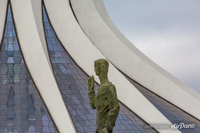Бразилиа. Столица Бразилии / Фото из Бразилии