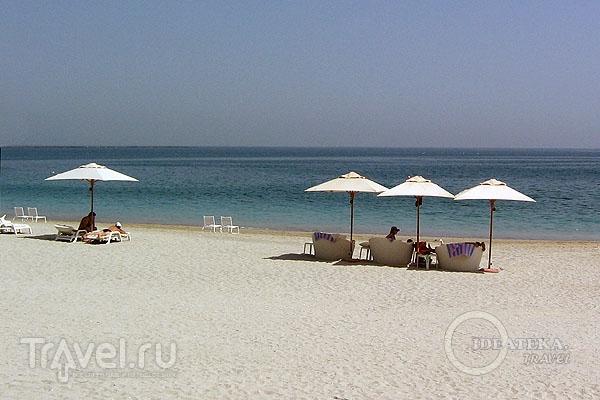 Фуджейра - эмират спокойного отдыха / Фото из ОАЭ
