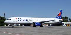 Onurair начала полеты из Стамбула в Анапу и вернулась в Нальчик