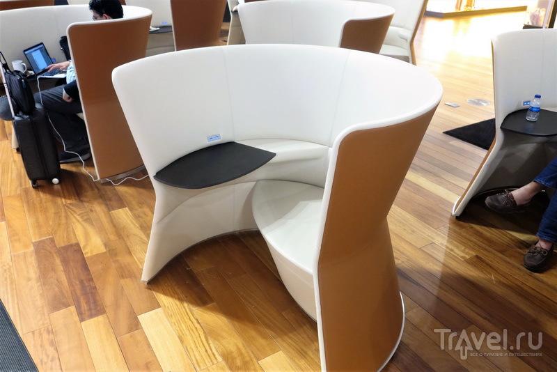 Уединенные сиденья, Business Lounge / Турция