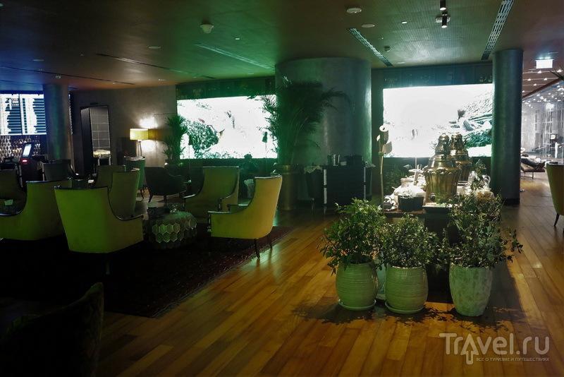 Чайная комната, Miles&Smiles Lounge / Турция