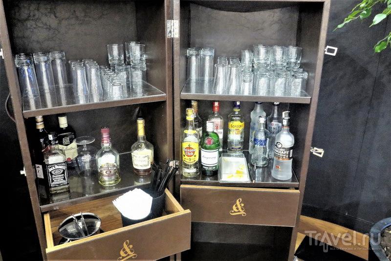 Алкогольные напитки, Business Lounge / Турция