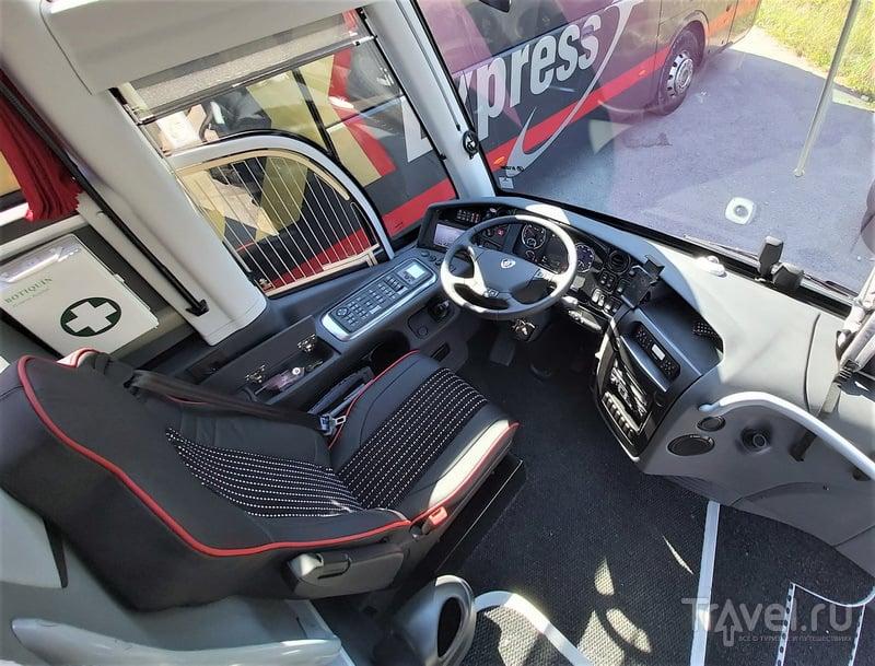 Тест: автобусная компания Lux Express