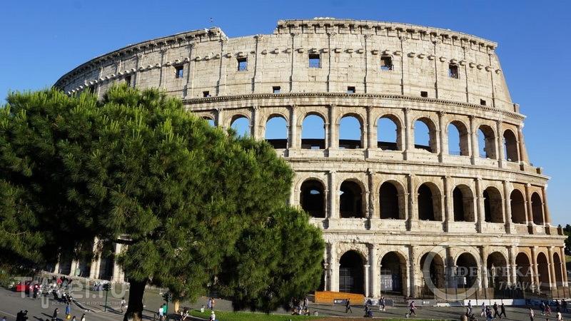 Где жить в Риме / Италия