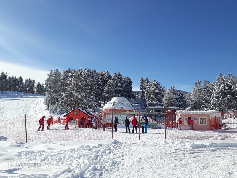 Сарыкамыш и Паландокен: горнолыжные курорты Восточной Турции